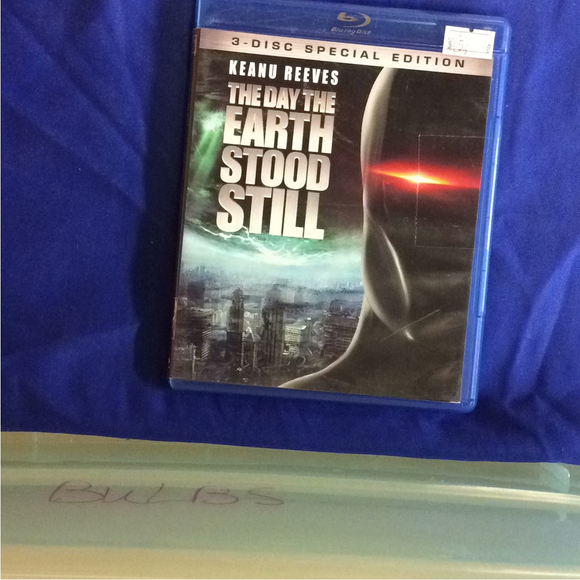 Day The Earth Stood Still Special Edition - Blu-ray SciFi VAR VAR | Disc Plus