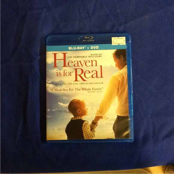 Heaven Is For Real - Blu-ray Drama 2014 PG-13 | Disc Plus