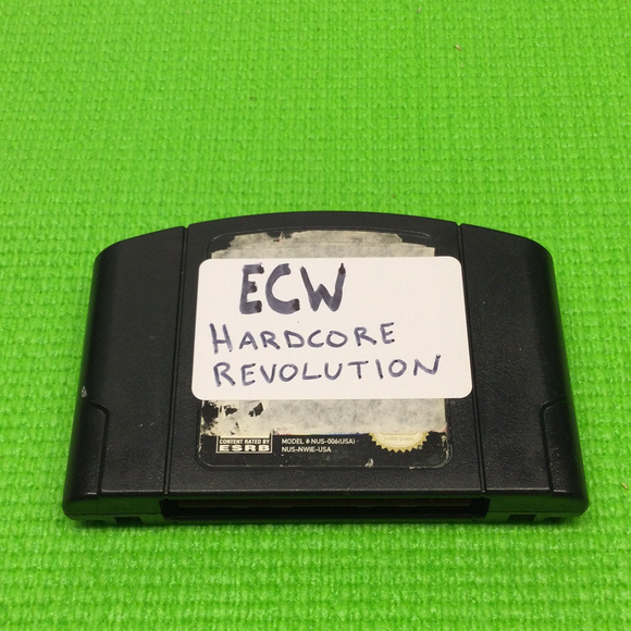 ECW Hardcore Revolution - Nintendo N64 | Cartridge Only