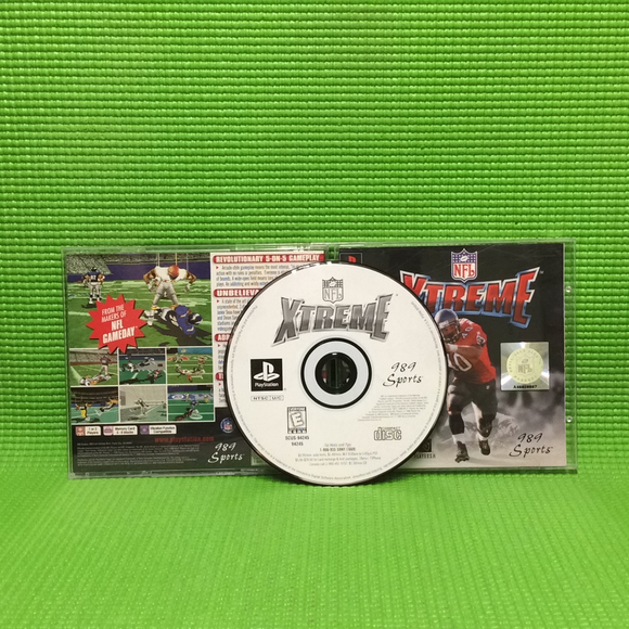 NFL Xtreme - Sony PS1 Playstation 1 | Disc Plus
