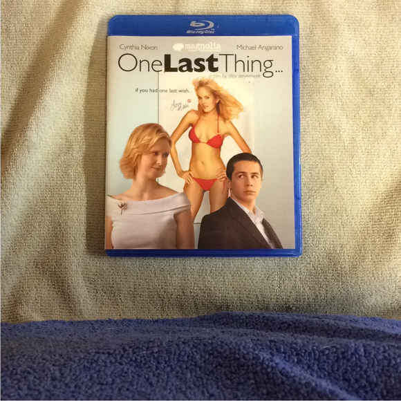One Last Thing - Blu-ray Drama 2005 R | Disc Plus