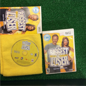 Biggest Loser, The - Nintendo Wii | Disc Plus