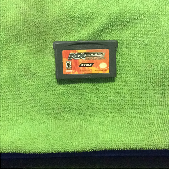 MX 2002 - Nintendo GBA Gameboy Advance | Cartridge Only