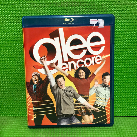 Glee: Encore - Blu-ray Music 2009 NR | Disc Plus