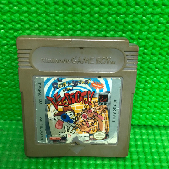Ren & Stimpy Show: Veediots!, The - Nintendo Gameboy | Cartridge Only