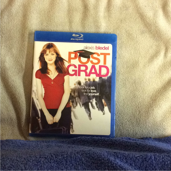 Post Grad - Blu-ray Comedy 2009 PG-13 | Disc Plus