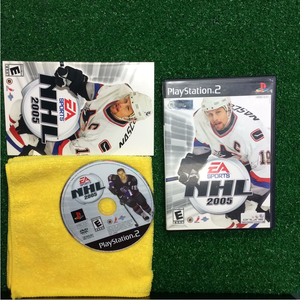 NHL 2005 - Sony PS2 Playstation 2 | Disc Plus