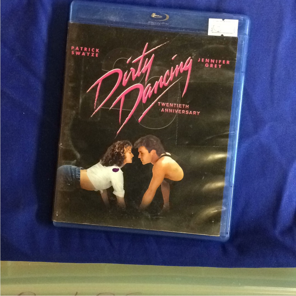 Dirty Dancing 20th Anniversary Edition - Blu-ray Drama 1987 PG-13 | Disc Plus