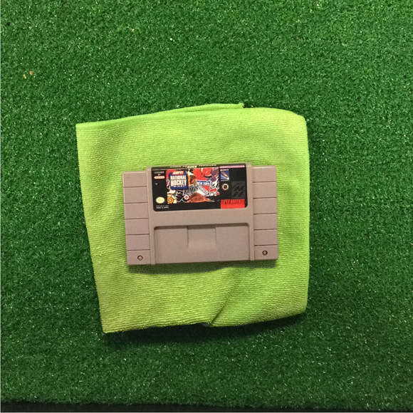 ESPN National Hockey Night - Nintendo SNES Super | Cartridge Only