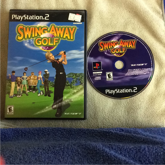 Swing Away Golf - Sony PS2 Playstation 2 | Disc Plus