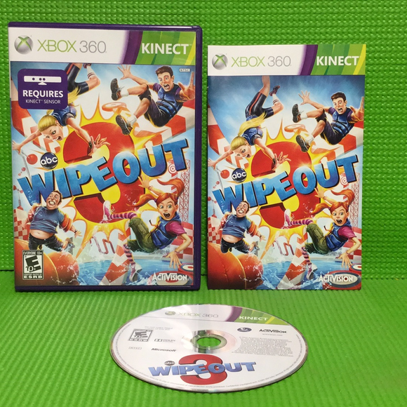 Wipeout 3 - Microsoft Xbox 360 | Disc Plus