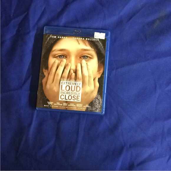 Extremely Loud & Incredibly Close - Blu-ray Drama 2011 PG-13 | Disc Plus