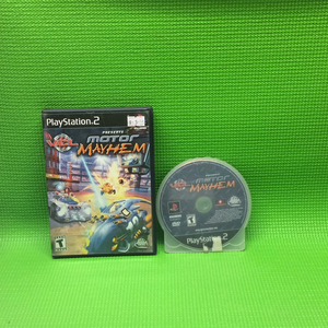 Motor Mayhem - Sony PS2 Playstation 2 | Disc Plus