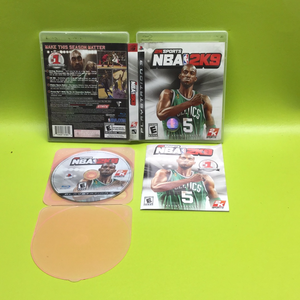 NBA 2K9 - Sony PS3 Playstation 3 | Disc Plus