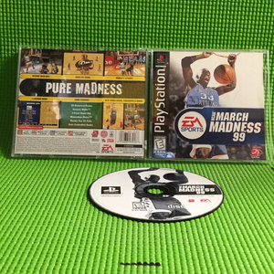 NCAA March Madness 99 - Sony PS1 Playstation 1 | Disc Plus