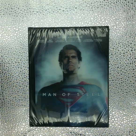 Man Of Steel Limited Edition - Blu-ray/Digibook Action/Adventure 2013 PG-13 | Disc Plus