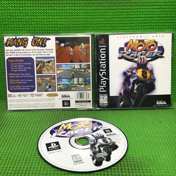 Moto Racer - Sony PS1 Playstation 1 | Disc Plus