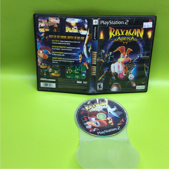 Rayman Arena - Sony PS2 Playstation 2 | Disc Plus