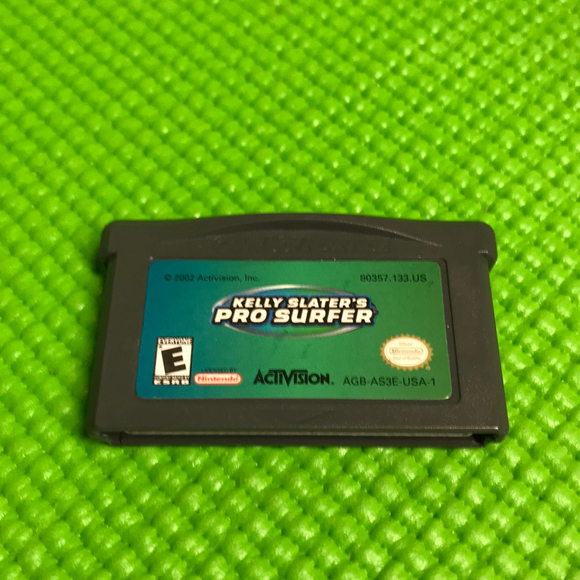 Kelly Slaters Pro Surfer - Nintendo GBA Gameboy Advance | Cartridge Only
