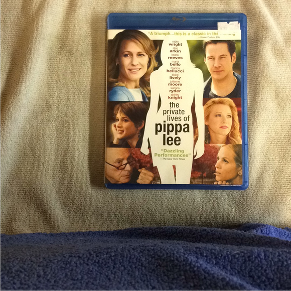 Private Lives Of Pippa Lee - Blu-ray Drama 2009 R | Disc Plus