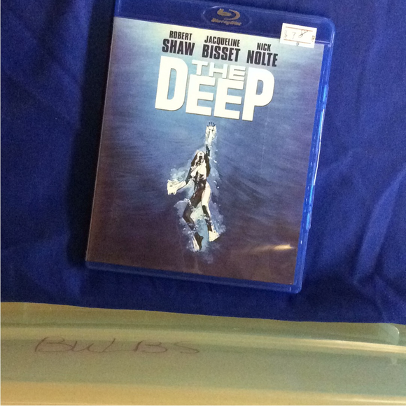 Deep - Blu-ray Suspense/Thriller 1977 PG | Disc Plus