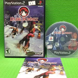 Dark Summit - Sony PS2 Playstation 2 | Disc Plus