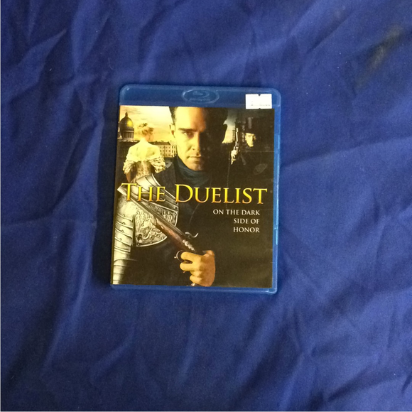 Duelist - Blu-ray Foreign 2016 R | Disc Plus