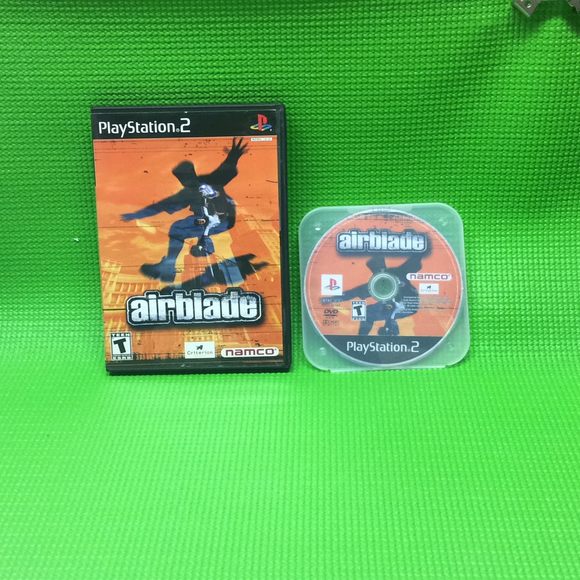 Airblade - Sony PS2 Playstation 2 | Disc Plus