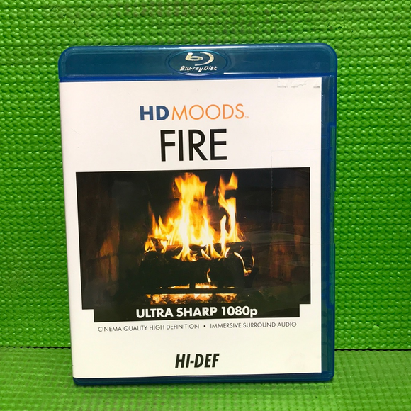 HD Moods: Fire - Blu-ray Special Interest UNK NR | Disc Plus