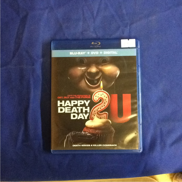 Happy Death Day 2U - Blu-ray Horror 2019 PG-13 | Disc Plus
