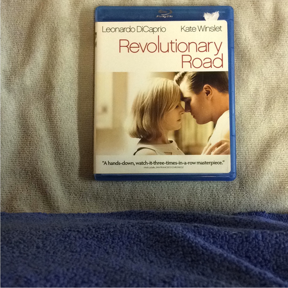 Revolutionary Road - Blu-ray Drama 2008 R | Disc Plus