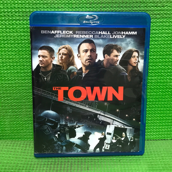 Town - Blu-ray Action/Adventure 2010 R | Disc Plus