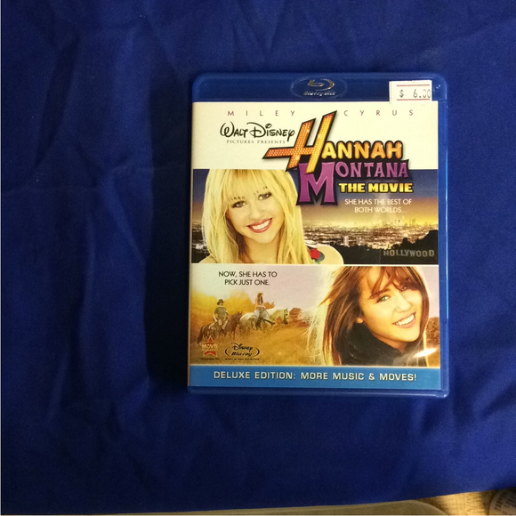 Hannah Montana: The Movie - Blu-ray Family 2009 G | Disc Plus