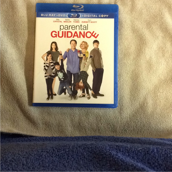 Parental Guidance - Blu-ray Comedy 2012 PG | Disc Plus