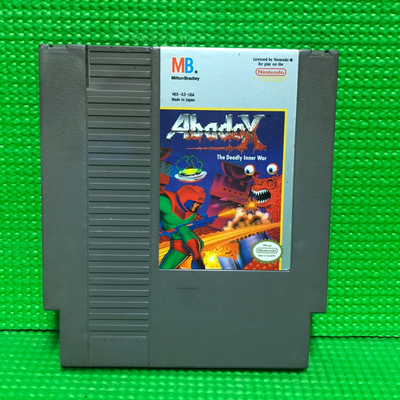 Abadox - Nintendo NES | Cartridge Only