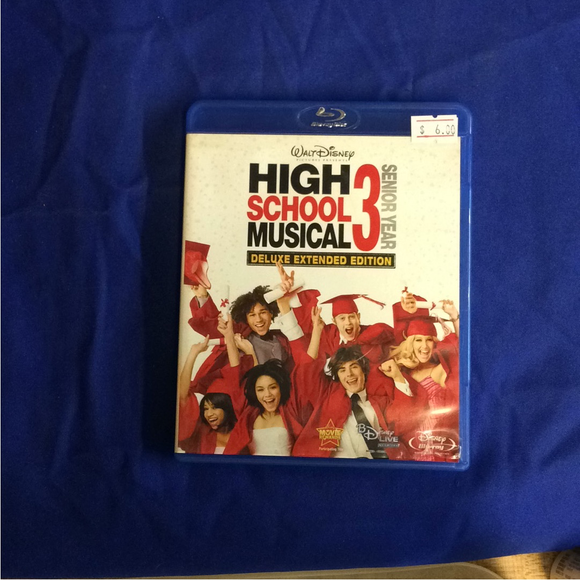 High School Musical 3: Senior Year Deluxe Extended Edition - Blu-ray Musical 2008 G | Disc Plus