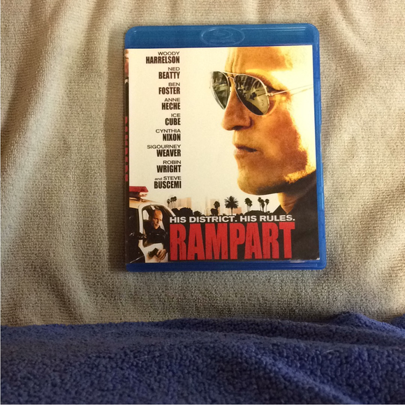 Rampart - Blu-ray Action/Adventure 2011 R | Disc Plus