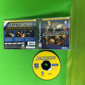 Asteroids - Sony PS1 Playstation 1 | Disc Plus