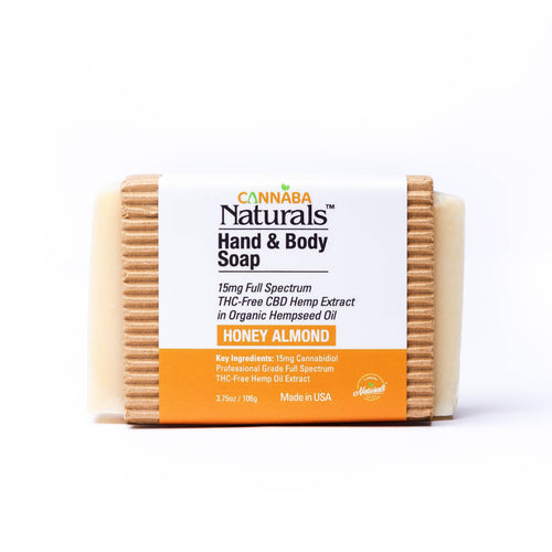 Cannaba Naturals Hand & Body Soap