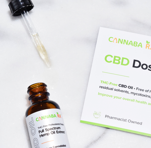 300mg CBD Oil for Pets