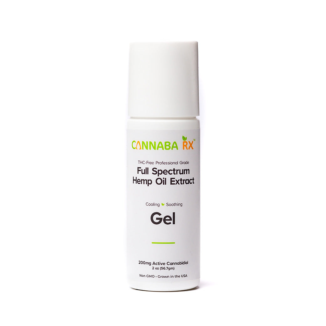 Cannaba RX Cooling Gel