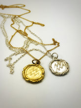 Load image into Gallery viewer, AQUARIUS zodiac necklace