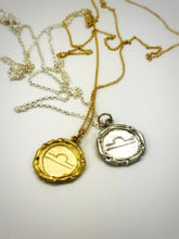 Load image into Gallery viewer, LIBRA zodiac necklace