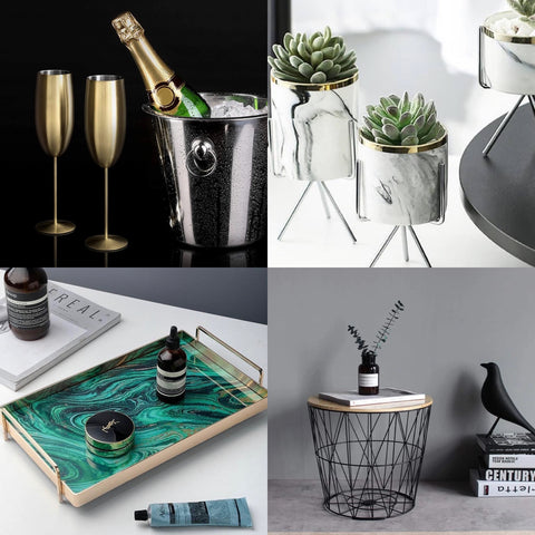 stable glasses home decor