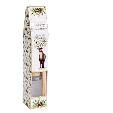 Fig and Wood Sage 30ml diffuser