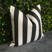 Load image into Gallery viewer, Mono Stripe Outdoor Cushion