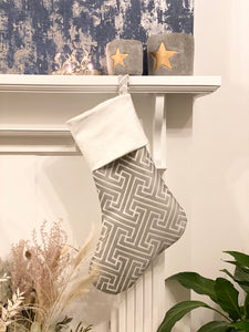 Tesselate Christmas Stocking