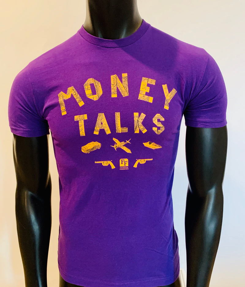 MONEY TALKS PREMIUM T-SHIRT