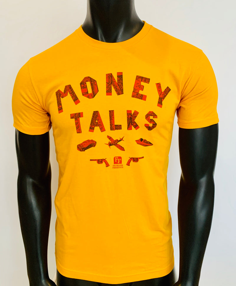 MONEY TALKS PREMIUM T-SHIRTS