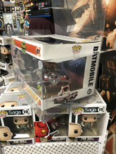 Load image into Gallery viewer, Funko POP! Ride Box Protectors for Car Size made with 0.50mm thick PET Acid-Free Plastic - Read Below What This Fits